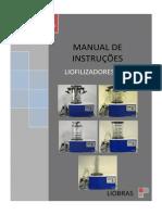 Liofilizador Manual