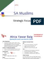 SA Muslims Strategic Focus Durban