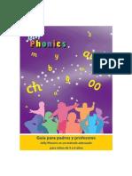 JollyPhonics Guide Spanish