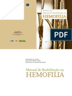 Manual Reabilitacao Hemofilia