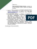 PRODAM Comunicado 01 04-04-2014