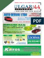 Jornal Divulgar Classificados - Ano IV - Edição 44