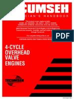 Tecumseh Overhead Valve Manual