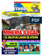 Periodico El Espectador de Mayo 2014