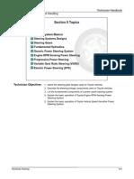 Toyota Steering Basics