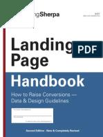 Landing Page Handbook