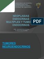 Neoplasias Endocrinas Multiples y Tumores Endocrinos