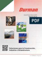 LDP Durman Feb 2014