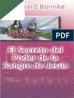 El Secreto Del Poder de La Sangre de Jesus- Reinhard Bonnke