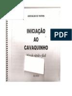 Iniciacao Ao Cavaquinho