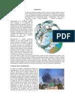 Contamiacion de La Tierra