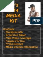Blaq Plague Media Kit