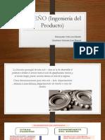 DISEÑO (Ingeniería Del Producto)