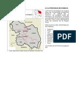 La Provincia de Ayabaca