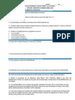 Temario de Historia Bloque IV Sexto Grado.[1]
