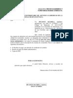 Certificado de Estudios 1
