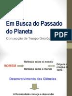 Em Busca Do Passado Do Planetappt