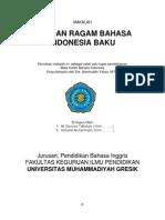 Contoh Makalah Bahasa Indonesia Doc