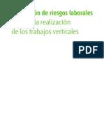 Manual PRL Trabajos Verticales
