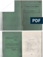 Rough and Tumble Fighting (Personal Defense Tactics) - H. E. Kenney, M.S., Aug 17, 1942