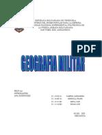 Geografía Militar Pedim