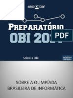 PreparatorioOBI2014 Aula01 Introducao TutorialC Complexidade