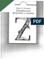Naturaleza de La Identificación Proyectiva Pp. 129-143