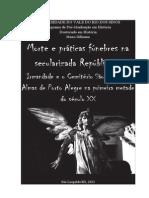 Cemitério_Mortes e Práticas Fúnebres