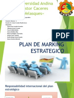 Plan de Marketing Estrategico y Operativo