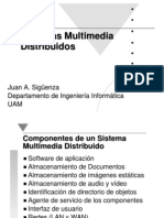 Sistemas Multimedia Distribuidos