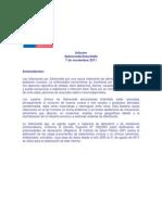 Informe Salmonella 2011