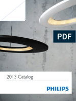 Svetila Philips 2013