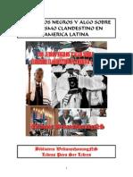Los Judios Negros y Algo Sobre Judaismo Clandestino en America Latina