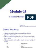 Module 05