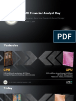 AMD 2009 Analyst Day Rick Bergman