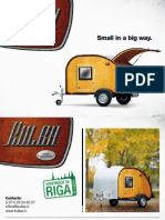KULBA Teardrop Trailer Brochure