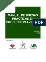 Manual de Buenas Practicas Avicolas