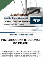 Prof Joo Trindade Dir Constitucional Histria Da Constituio Aula 01pdf