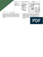 VEH MB ML320 EFI Pedal Value Sensor Design