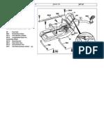 VEH MB ML320 Fuel Vent Valve Position