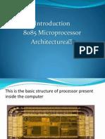 Unit 1 8085 microprocessor