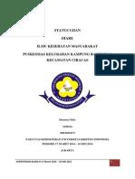 Status Ujian IKM