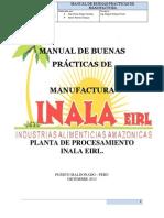 Buenas Practicas de Manofactura (Inala)