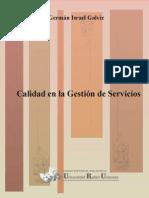 TEXTO. Gerencia Del Servicio. 1ra.edic.