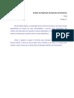 Modelo Exemplo de Documento de Visão - RUP