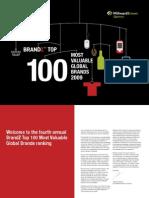 BrandZ 2009 Report