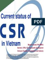 CSR Vietnam 2007