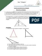 Guía 3 Triángulos Elem Secundarios