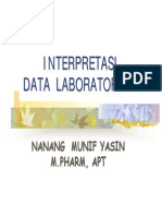 9 Intrepretasi Data lab