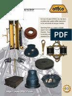 Oteco Rig Hardware Product Brochure
